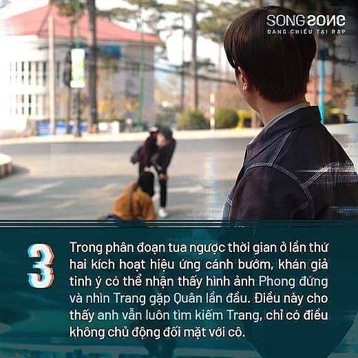 4 sự thật bất ngờ trong phim 'Song Song'