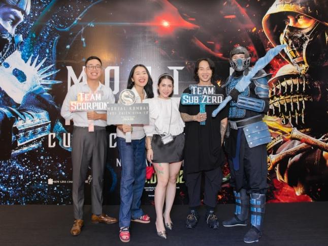 'Mortal Kombat: Sàn đấu 'Rồng Đen' chính thức khuấy đảo màn ảnh tháng 4