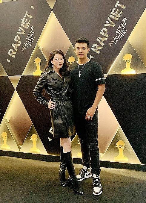 Lý Nhã Kỳ nổi bật tại thảm đỏ 'Rap Việt' với set đồ hiệu trị giá 2 tỷ đồng