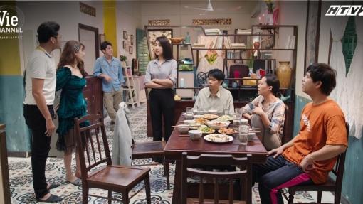'Cây táo nở hoa' tập 4: Vụt mất cơ hội lấy chồng giàu, chị em Châu - Báu đánh nhau lật cả mâm cúng