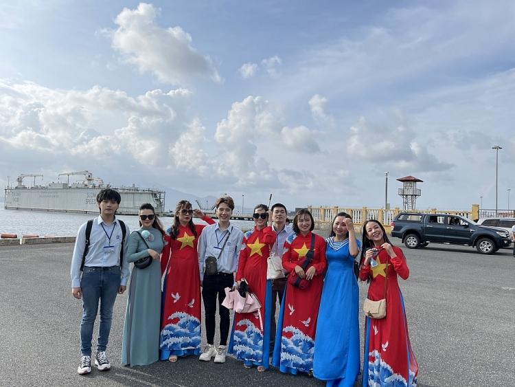 Nguyễn Trần Trung Quân: Giấc mơ ra đảo Trường Sa và Nhà giàn DK-1 đã thành sự thực