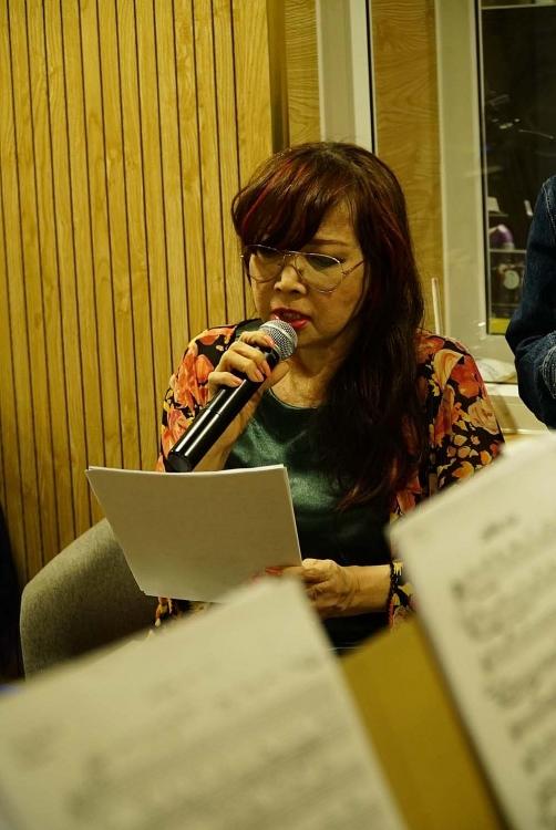 NSND Bạch Tuyết, 'Hoàng tử mưa bụi' Đình Văn và danh ca Ngọc Sơn hội ngộ tại 'Dấu ấn huyền thoại'