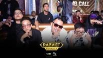 'Rap Việt': Chỉ mới casting ngày đầu đã quy tụ toàn những 'quái vật' lừng danh trong giới Rap