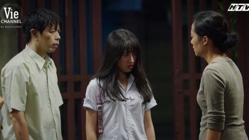 'Cây táo nở hoa' tập 6: Chưa giải quyết được chuyện đám em, vợ chồng Ngọc phải lo đau đáu vì con gái nổi loạn, bỏ học nhậu nhẹt…