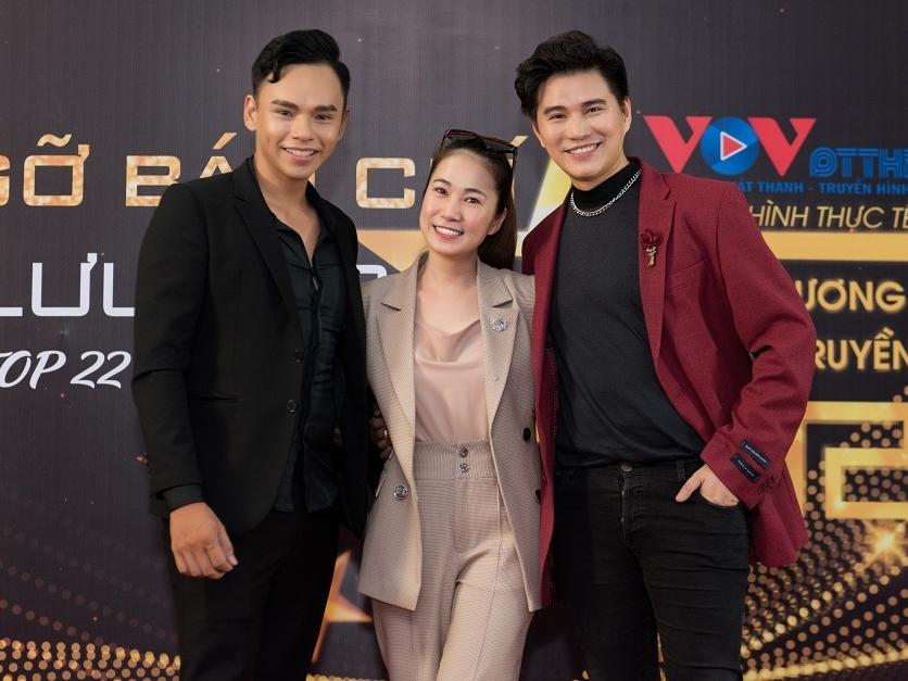 Bộ ba MC Thanh Thảo, Vũ Mạnh Cường, Minh Phúc 'bắt tay' tìm kiếm thế hệ MC mới