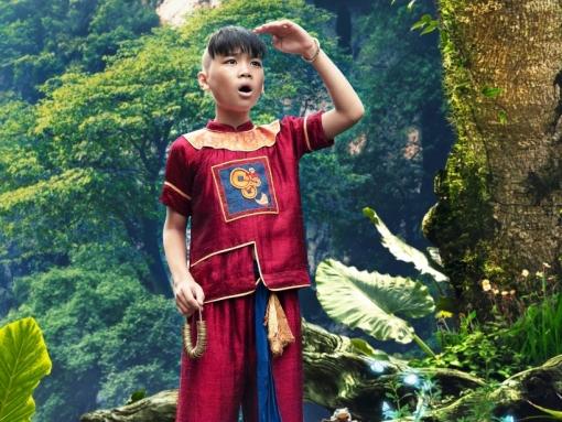 Diễn viên nhí Trần Đức Anh: Nhân tố hút fan vai cả Mẹo trong 'Trạng Tí phiêu lưu ký'