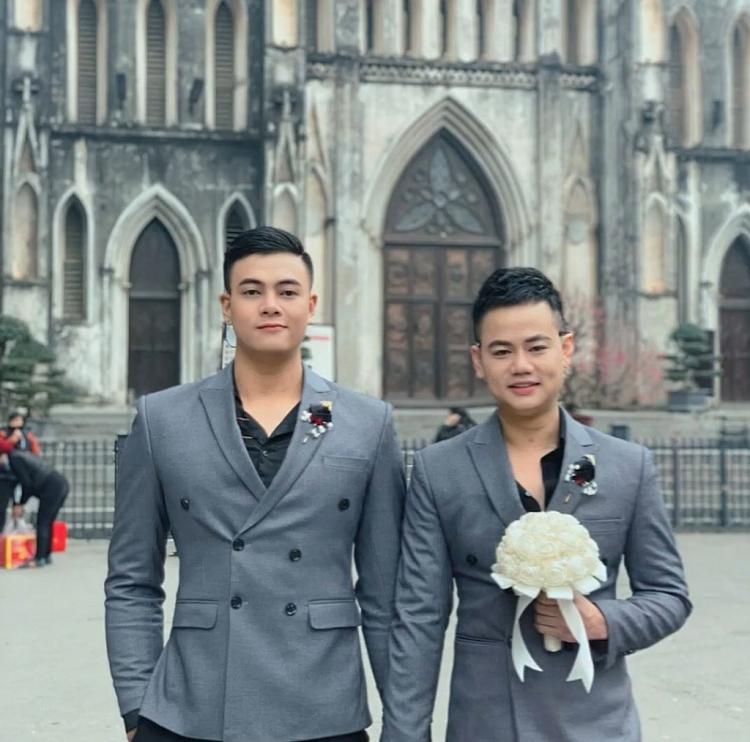 'Love Wins - Vì yêu mà cưới': Đầu tư ly trà khuyến mãi, chàng gay 'đốn gục' chân ái đời mình