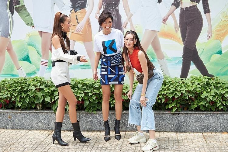 'Road to Miss Universe' tập 5: Khánh Vân bất ngờ hội ngộ team Nón Lá