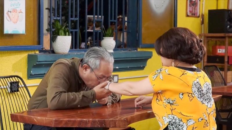 'Kiếm chồng cho mẹ chồng': Trung Dân sợ con phản đối, không dám theo đuổi Phi Phụng