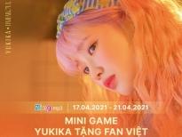 Yukika - Nữ ca sĩ Hàn Quốc tặng CD cho fan Việt trên Zing MP3