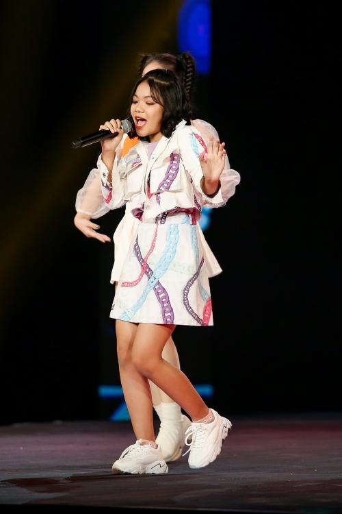Top 4 Hà Anh, Đăng Bách, Song Tùng và Thùy Trang vào chung kết 'Giọng hát Việt nhí New Generation 2021'