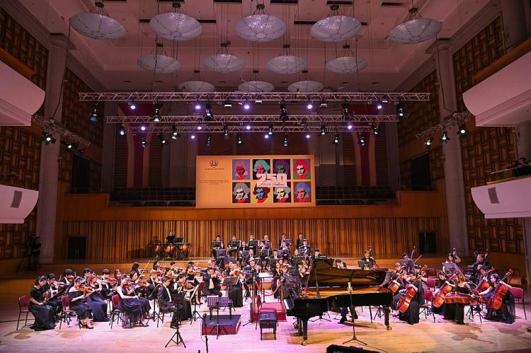 Đêm hòa nhạc đặc biệt 'The great german three B's' với 3 tên tuổi vĩ đại thế giới