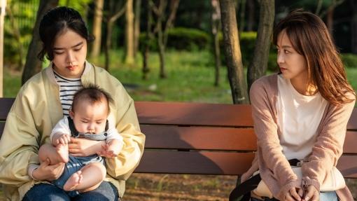 Cuộc sống của phận mẹ đơn thân 'ngọc nữ 10x Kim Hyang Gi' trong phim 'Đứa bé'