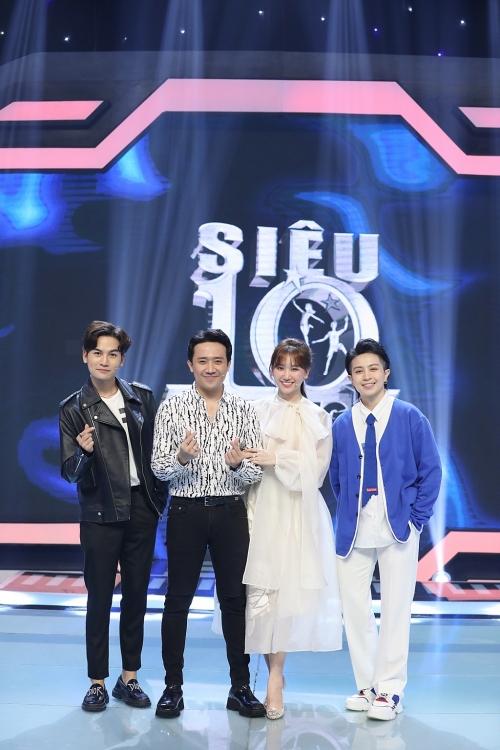 'Siêu tài năng nhí': Hari Won lần đầu thẳng tay 'sát phạt' chồng trên sóng truyền hình