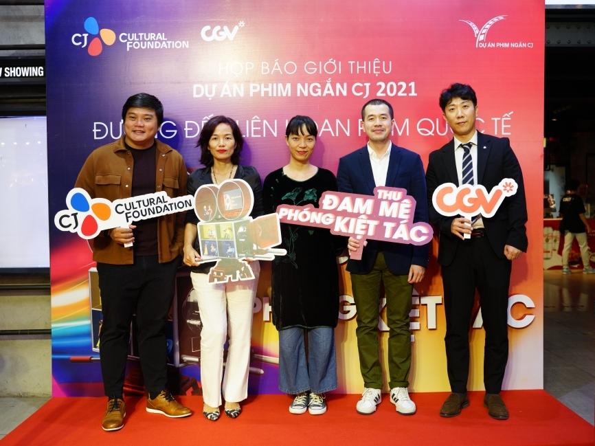 'Dự án phim ngắn CJ' mùa 3 tiếp tục tài trợ kinh phí 1,5 tỷ đồng cho nhà làm phim trẻ