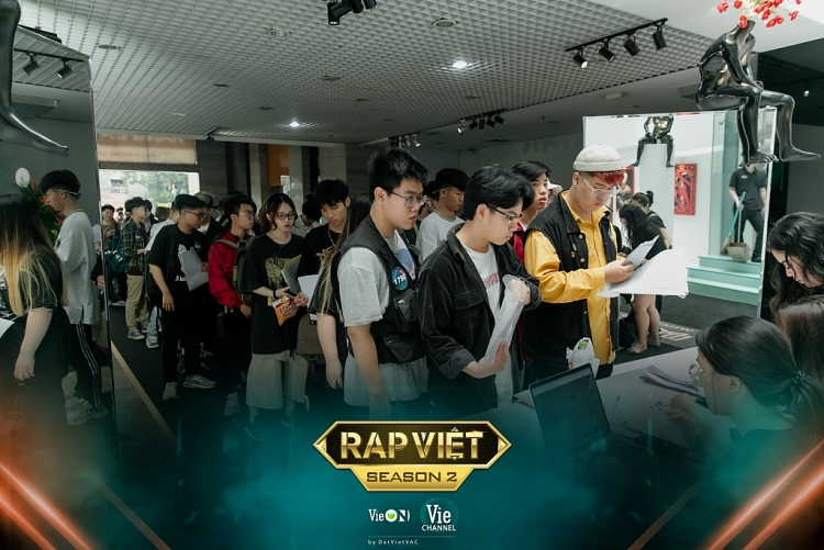 'Dàn quái vật' miền Bắc chính thức đổ bộ casting Rap Việt mùa 2: Hết Rich Choi đến Chị Cả cũng chính thức tham gia vào đường đua ngôi vị Quán quân