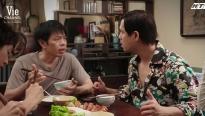 'Cây táo nở hoa' tập 9: Ngọc thẳng tay đuổi Ngà và Báu ra khỏi nhà khi biết vợ bị trầm cảm