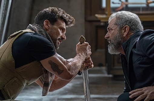 Frank Grillo bị chém giết hơn 150 lần trong phim hành động hài 'Trùm cuối siêu đẳng'