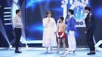 'Siêu tài năng nhí': Trấn Thành, Hari Won tặng 10 triệu đồng cho cậu bé 12 tuổi được thầy dạy võ nhận nuôi
