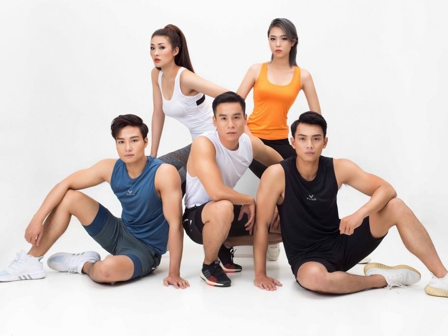 'Bỏng mắt' với loạt ảnh dàn sao cổ động 'Vietnam Fitness Model 2021'