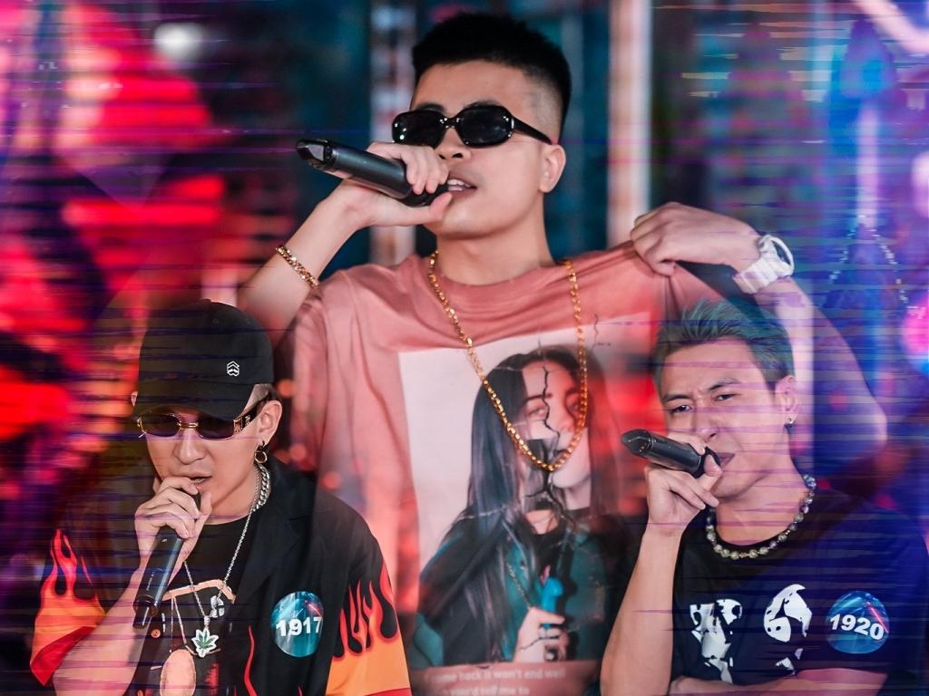 Khép lại vòng casting, 'Rap Việt' mùa 2 hứa hẹn gây sốt với loạt thí sinh cực chiến từ cả 2 miền Nam - Bắc