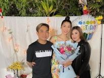 Mừng sinh nhật tuổi 33, cựu siêu mẫu, diễn viên Ngọc Quyên nhận quà đặc biệt từ con trai