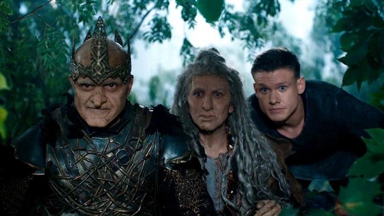 Khám phá thế giới cổ tích của Nga trong 'The last warrior: Root of evil'