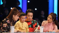 'Siêu tài năng nhí': Trấn Thành, Hari Won toát mồ hôi hột bởi cậu bé 26 tháng chưa biết nói, 28 tháng đã biết đọc