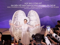 Hoa hậu Khánh Vân chính thức đại diện Việt Nam tham gia 'Miss Universe' tại Mỹ
