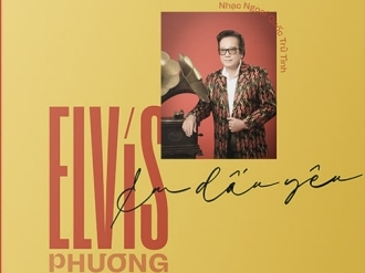 Elvis Phương đánh dấu sự nghiệp 60 năm ca hát với album 'Em dấu yêu'