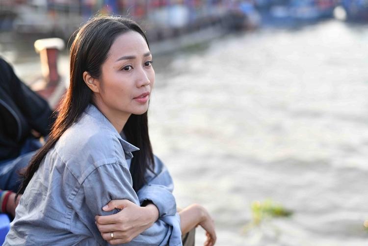 Hậu trường 'Lật mặt: 48h': Ốc Thanh Vân mắc bệnh tim nặng vẫn bế con chạy 'ăn đứt' motor, táng Huỳnh Đông 'sấp mặt'