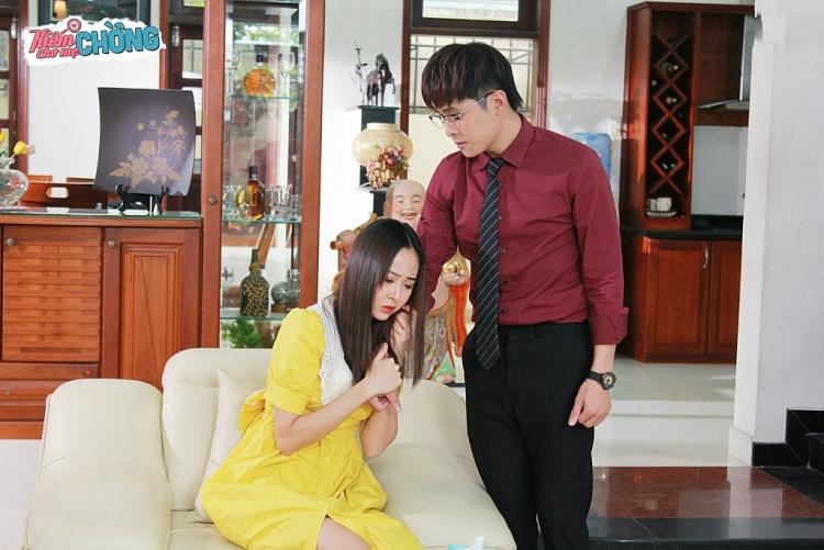 'Kiếm chồng cho mẹ chồng': Yeye Nhật Hạ khóc hết nước mắt khi phát hiện Gin Tuấn Kiệt ngoại tình cùng 'tiểu tam'
