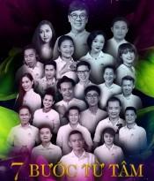 """Mừng ngày Phật đản, 22 nghệ sĩ cùng góp giọng trong """"7 bước từ tâm"""""""