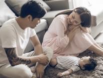 Gia đình nhỏ ngập tràn hạnh phúc của Thanh Bình – Ngọc Lan