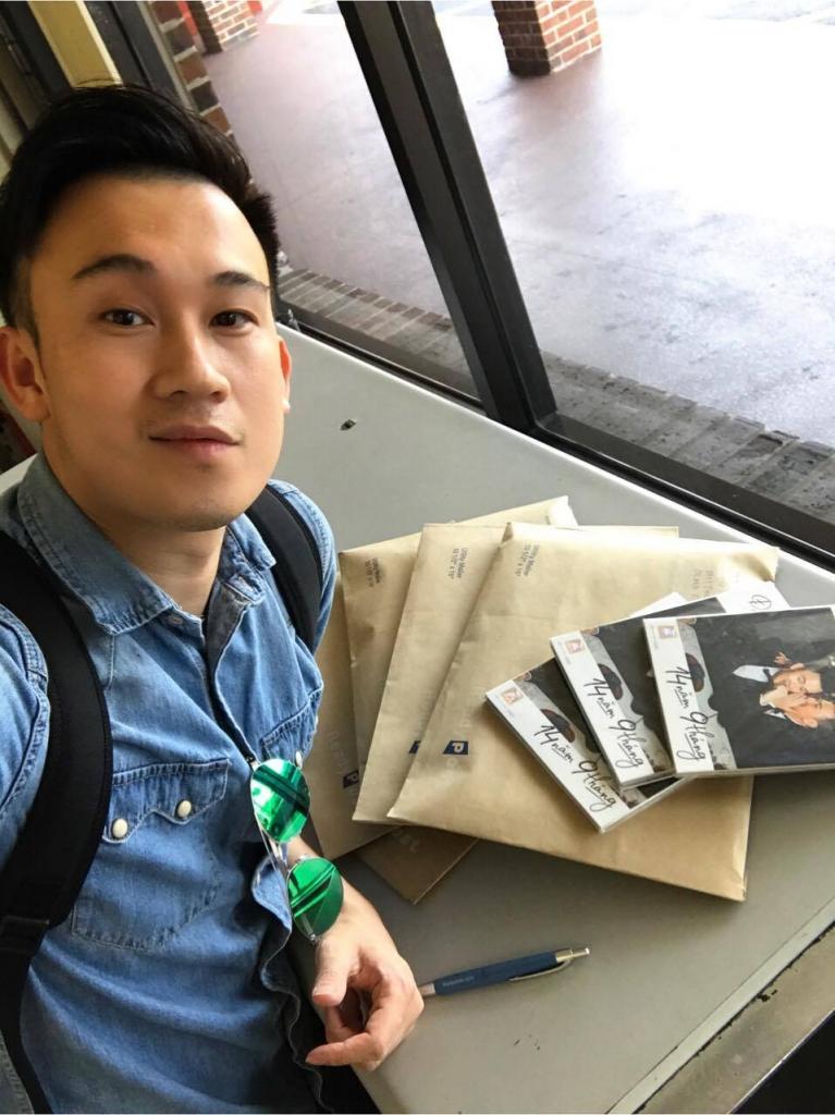 duong trieu vu an mung thanh cong cua album 14 nam 9 thang