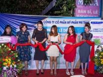 Công ty của diễn viên Phi Thanh Vân khai trương thêm chi nhánh tại Kon Tum