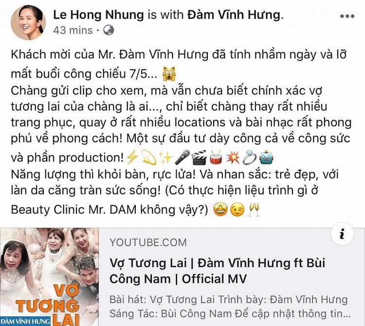sau 24 gio ra mat mv vo tuong lai cua dam vinh hung chinh thuc can moc 1 trieu views