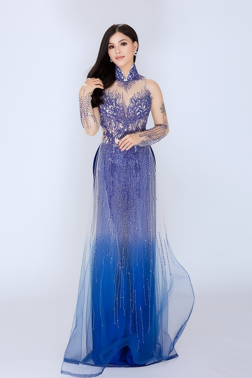 nguoi dep 9x quynh nhu du thi miss mrs top of the world 2019