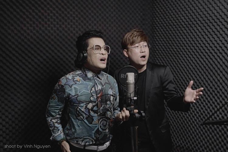 dong dao nghe si ung ho du an trai tim yeu thuong cua sy luan