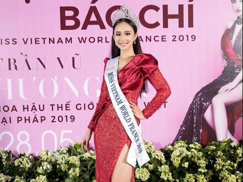 duong kim hoa hau the gioi nguoi viet huong tra se tham gia miss world vietnam 2019