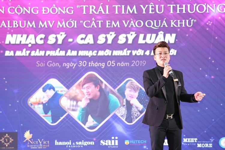 sy luan cong bo du an trai tim yeu thuong