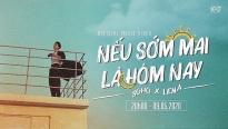Không phải Trịnh Thảo, Soho tình tứ theo phong cách 'giãn cách xã hội' với Lena trong MV 'Nếu sớm mai là hôm nay'