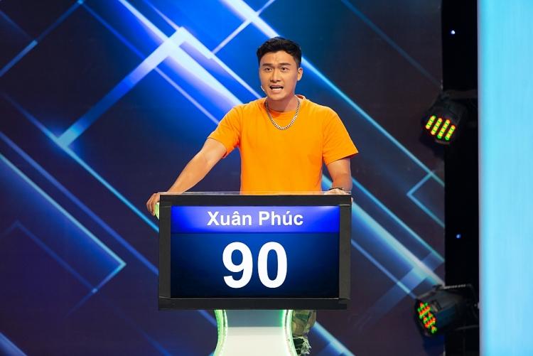 dien vien xuan phuc hut mat giai nhat 100 trieu 1 phut