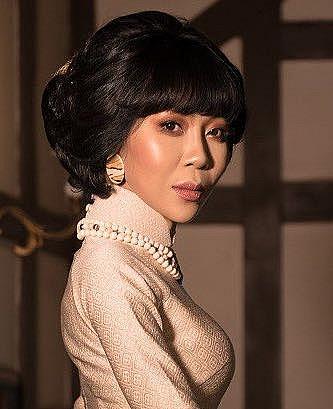 trac thuy mieu hoa da nu trong phim hanh dong banh beo huu dung