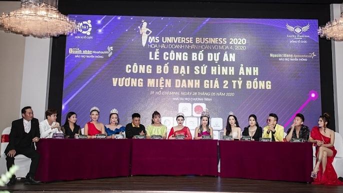 hoa hau doanh nhan hoan vu 2020 mua 4 tai myanmar chinh thuc khoi dong