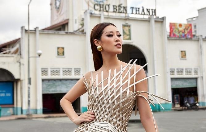 Hé lộ trang phục đặc biệt mà Hoa hậu Khánh Vân mang đến 'Miss Universe' để quảng bá hình ảnh Việt Nam