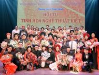 30 nghệ sĩ Việt danh tiếng diện áo dài 'Hoa đất Việt' của NTK Việt Hùng