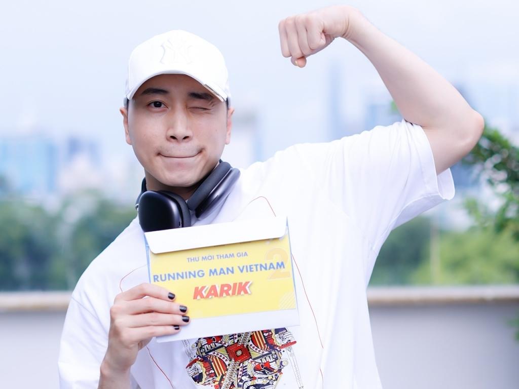 Tham dự 'Running Man Việt Nam', Karik lầy lội tiết lộ đã chuẩn bị cả 'mưu mẹo và chiêu trò'