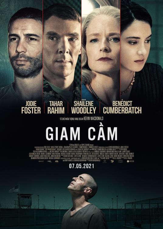 Chưa thể ra mắt vì rạp phim đóng cửa nhưng 'Giam cầm' xứng đáng là phim đáng chờ đợi sắp tới