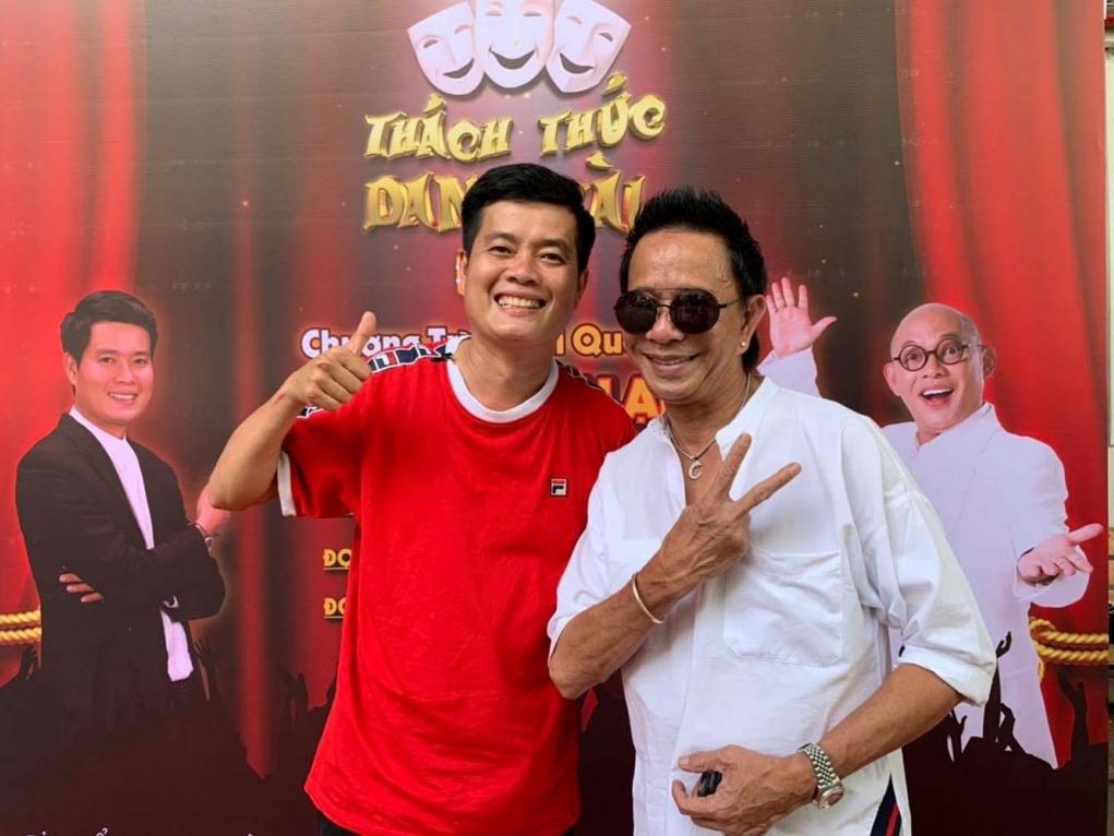 Lý do nghệ sĩ Bảo Chung nhận làm giám khảo casting của 'Thách thức danh hài' mùa 7?